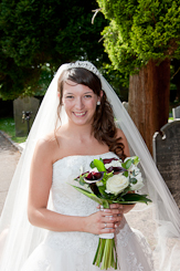 wem wedding photographer in shropshire