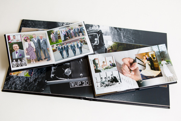 wedding album package