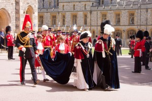 Garter Day Windsor Castle 2012