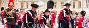 royal order of the garter windsor castle hm the queen
