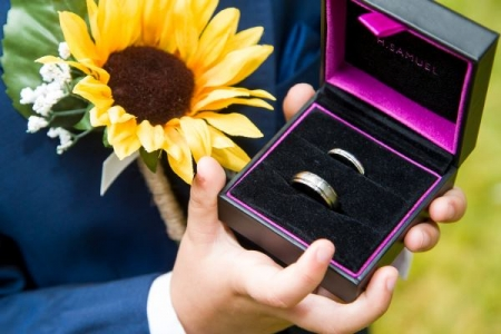 Shropshire Photographer - Telford & Shrewsbury Wedding Rings